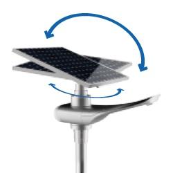 LEDソーラー外灯 ペガサスの特徴